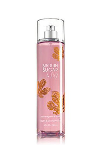 Brown Sugar and Fig Fragrance Mist