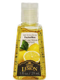 PocketBac Hand Sanitiser Gel - Meyer Lemon