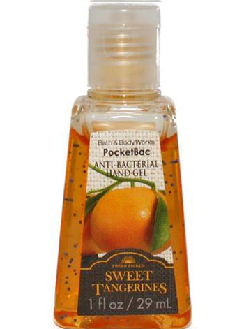PocketBac Hand Sanitiser Gel - Sweet Tangerines