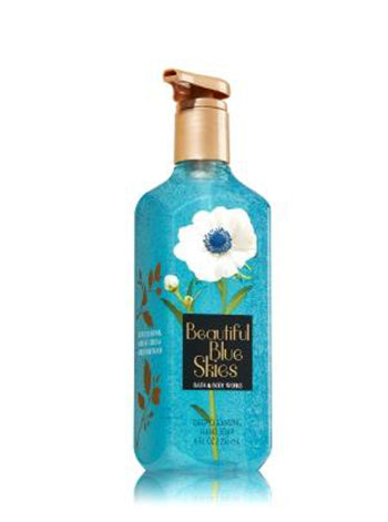 Beautiful Blue Skies Deep Cleansing Hand Soap