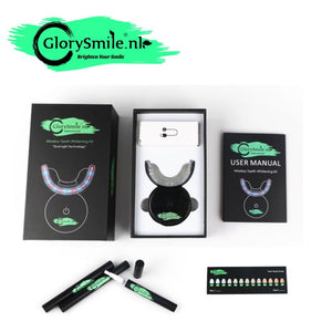 WIRELESS TEETH WHITENING KIT