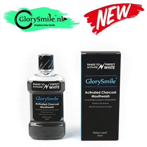 Activated Charcoal Mondwater