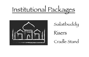 SalatBuddy Institutional Packages