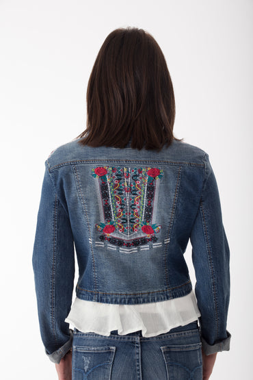 Modern Gypsy Jacket (CS19316)