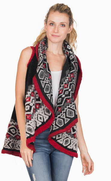 Nordic Niceties Wool Vest