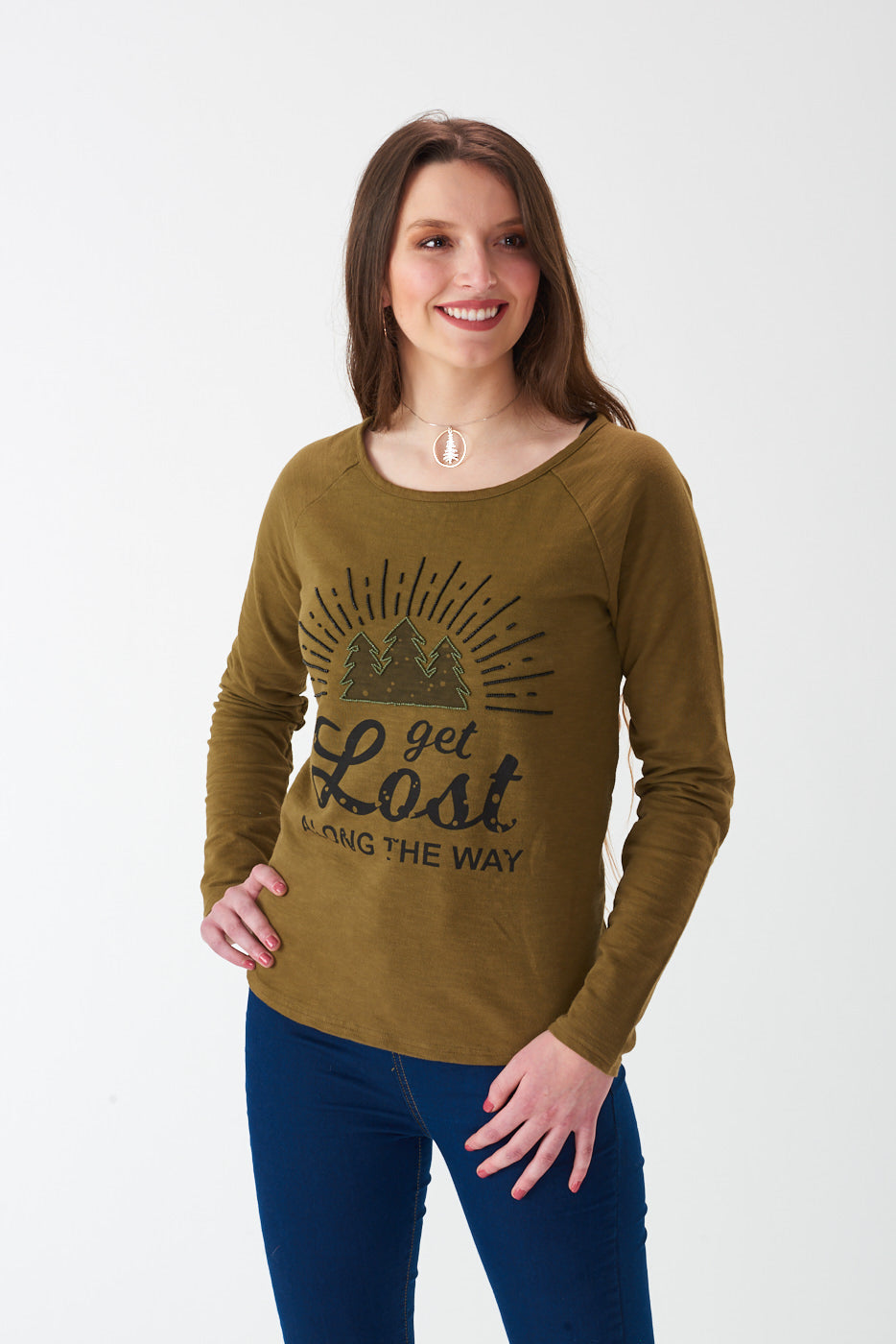Madison Long sleeve T-Shirt