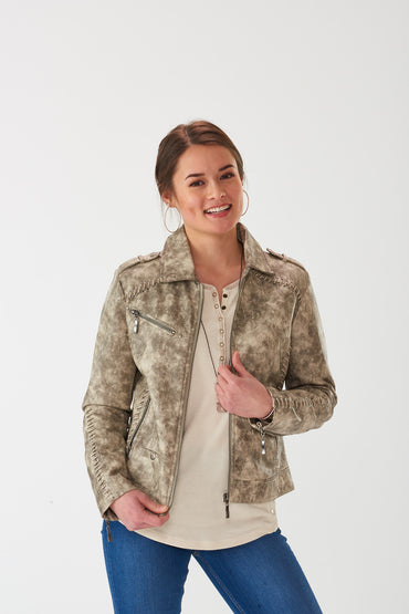 Oak bridge jacket
