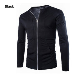 Korean Style Zip Shirt - China