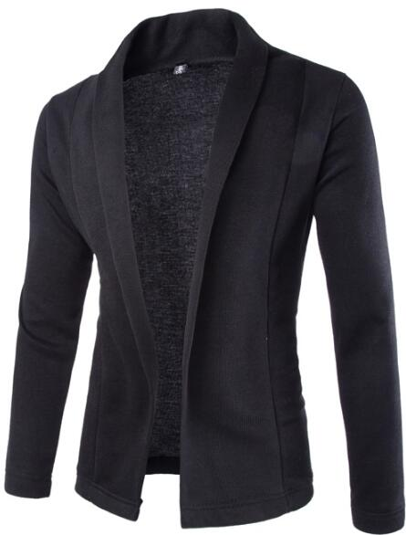 Suit Jacket Style Cardigan - China