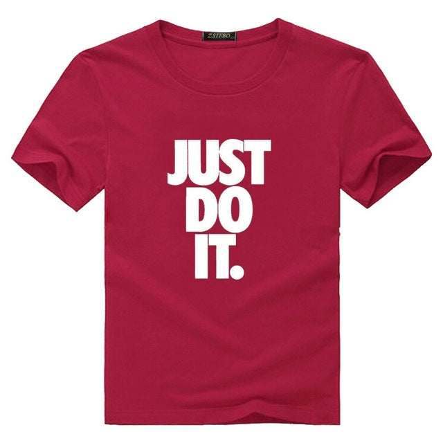 Colorful Just Do It T Shirt - China