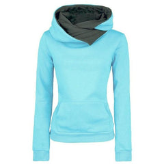 Warm Hooded Pullover - China