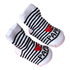 0-6M Anti Slip Infant Socks - China
