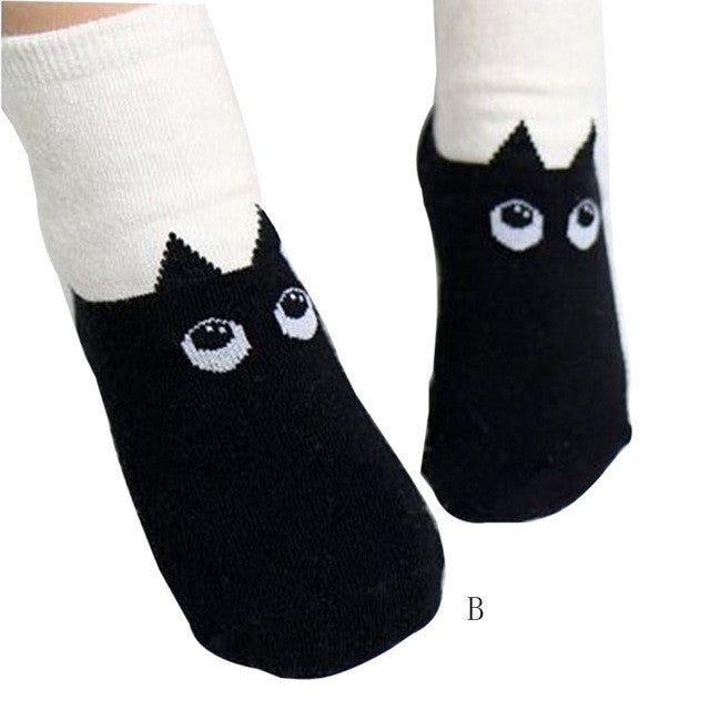 Adorable Googly Eye Infant Socks