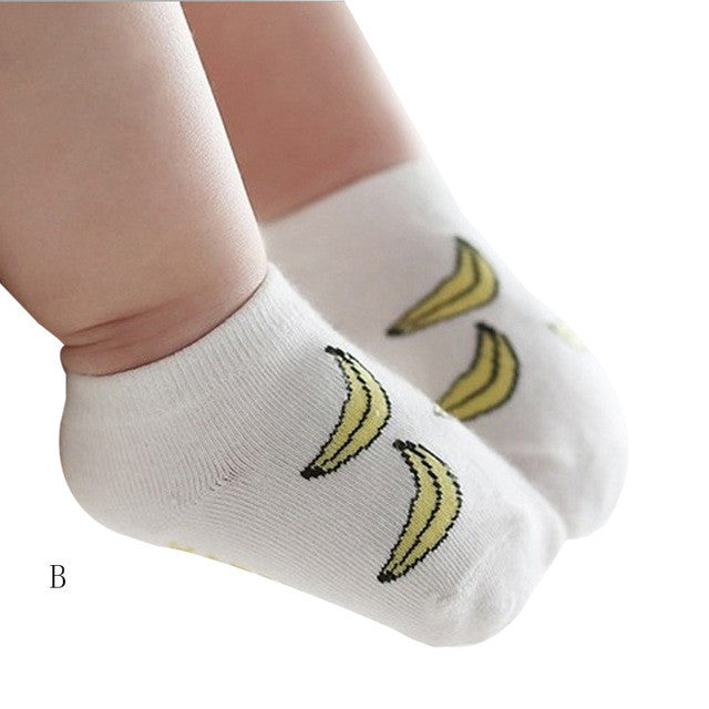 Anti Slip Adorable Infant Socks - China