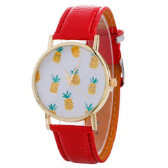 Luxury Pineapple Watch. I never thought I'd say that. - China