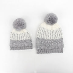 2Pc/Set Mommy and Me Matching Hats - China
