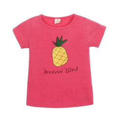 Kids Pineapple Shirt - China