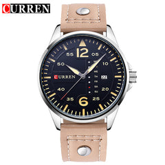 Curren Men's Sport Watch - China