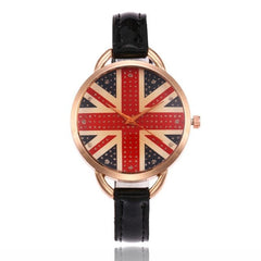 Cute British Flag Watch - China