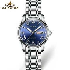 Aesop Stainless Steel Watch - China
