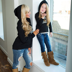Need to Order 2, Mommy and Me Matching Hoodies - China