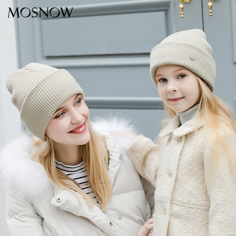 Mommy and Me Winter Hats - China