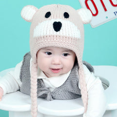 Knitted Hat for Kids - China