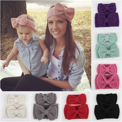 Mommy and Me Matching Knitted Headbands - China