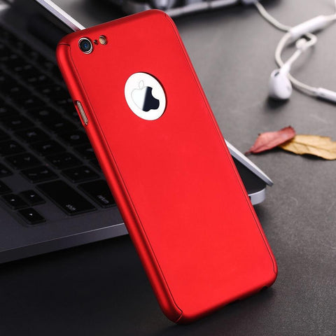 Sleek & Stylish Protective iPhone Case