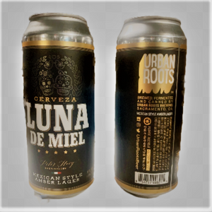 Urban Roots Luna de Miel Mexican Style Amber Lager