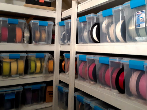 Photo of Kinetic Color Foundry's Filament storage room