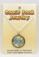 Comic Book Pendants : Sound Effects