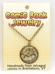 Comic Book Pendants : Thor - Kinetic Color Foundry - Fandom Jewelry