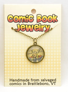 Comic Book Pendants : Thor - Kinetic Color Foundry - Pendant Necklace