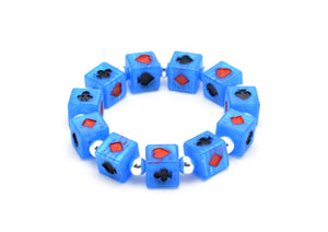Kenzaki's Bracelet from Kamen Rider Blade (Cosplay Item) - Kinetic Color Foundry - Bracelet