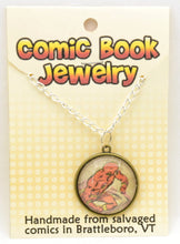Comic Book Pendants : Mixed - Kinetic Color Foundry - Fandom Jewelry