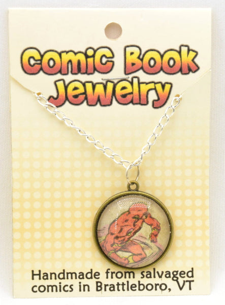 Comic Book Pendants : Mixed - Kinetic Color Foundry
