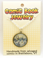 Comic Book Pendants : Batman - Kinetic Color Foundry - Pendant Necklace