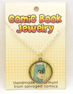 Comic Book Pendants : Batman