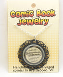 Comic Book Pendants : Nintendo Seal of Quality - Kinetic Color Foundry