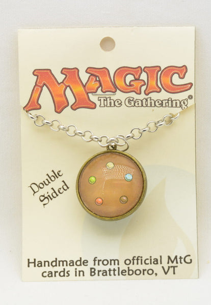 Magic the Gathering Pendants, keychains and clips - Kinetic Color Foundry