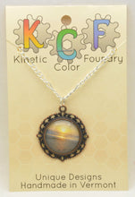 Photo Pendants : Beach Sunrise - Kinetic Color Foundry - Pendant Necklace