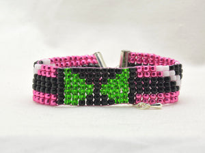 Kamen Rider Decade Woven Bracelets - Kinetic Color Foundry -