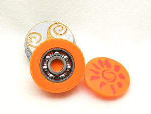 Mini Hand Spinners: customizable, pocket sized fidgets - Kinetic Color Foundry - Fidgets