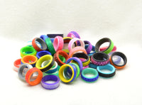 Bulk Spinner Fidget rings - Kinetic Color Foundry - Fidgets