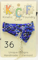 Starfield Woven Beaded Bracelet - Kinetic Color Foundry - Bracelet