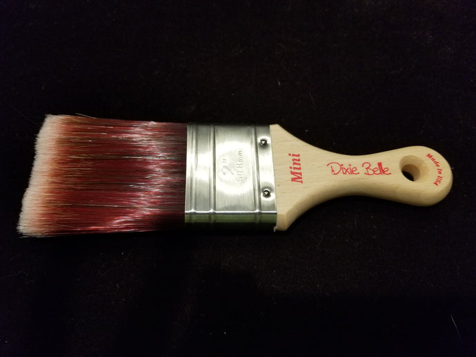 Dixie Belle Synthetic Brush Mini - Will be shipped Mid August