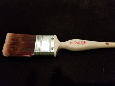 Dixie Belle Synthetic Brush Large Flat