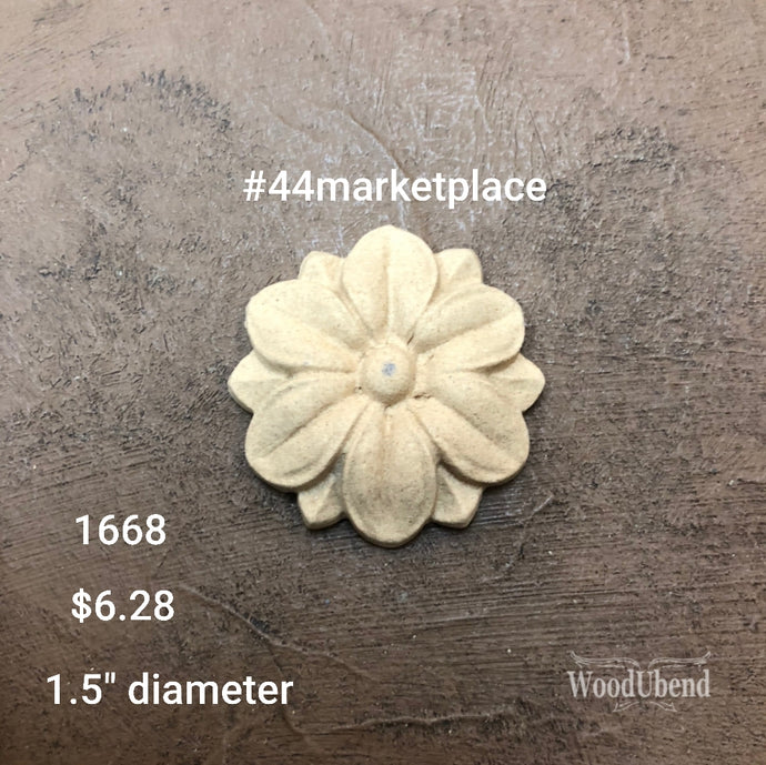 Woodubend #1668 - 44 Marketplace