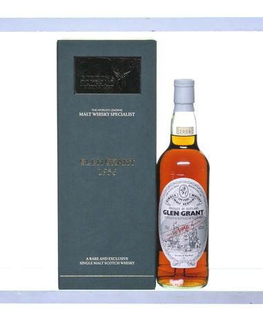 Glen Grant 1956 Speyside Single Malt by Gordon and MacPhail